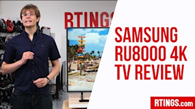 Video: Samsung RU8000 4k TV Review