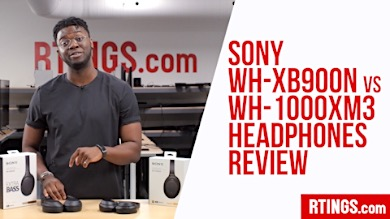 Video: Sony WH-XB900N vs Sony WH-1000XM3